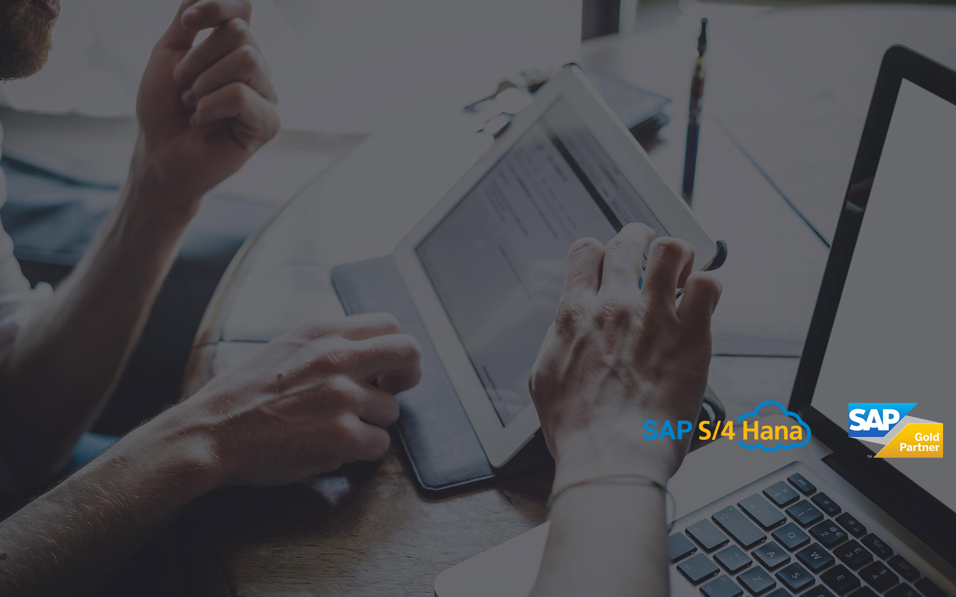 Efficiency, agility and connectivity on the last generation ERP.